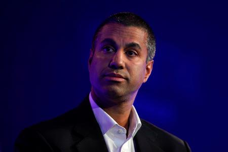 FCC chairman Pai backs public auction to free up spectrum in C-band for 5G