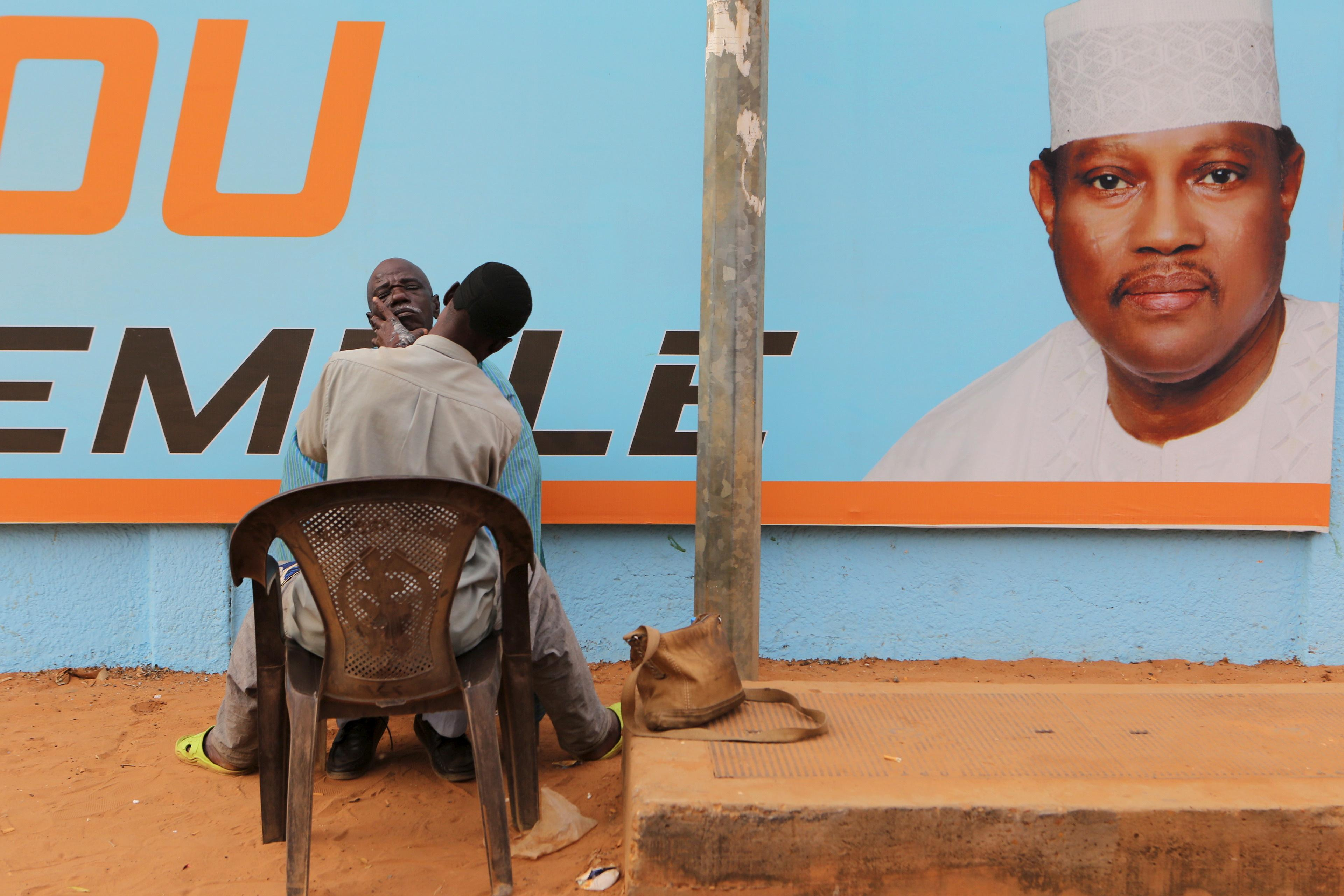 Niger's main opposition leader returns to jail with eye on...