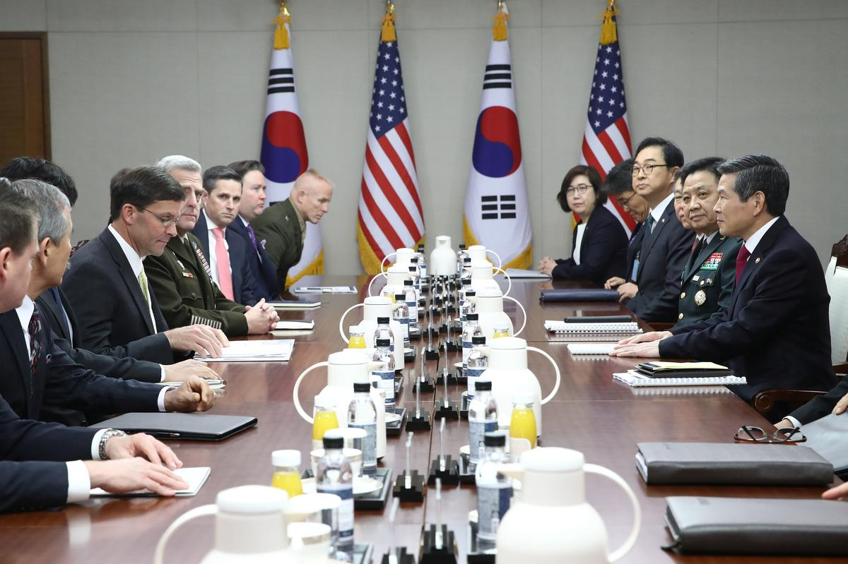 U.S., South Korea break off defense cost talks amid backlash over Trump demand