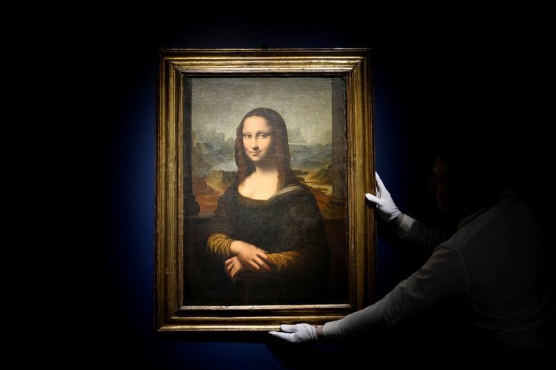 Bản sao Mona Lisa của da Vinci được bán với giá 55.500 euro
