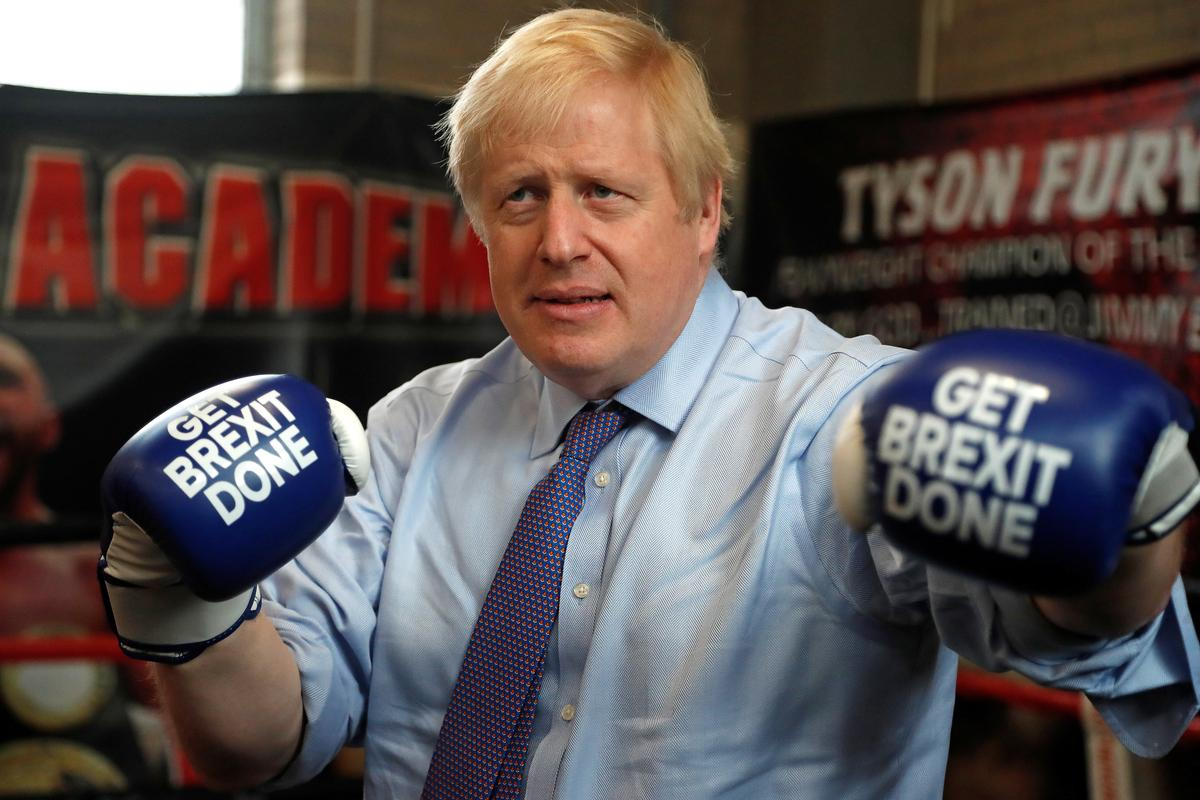 ON THE CAMPAIGN TRAIL - Johnson's 'therapeutic' debate prep - Reuters UK