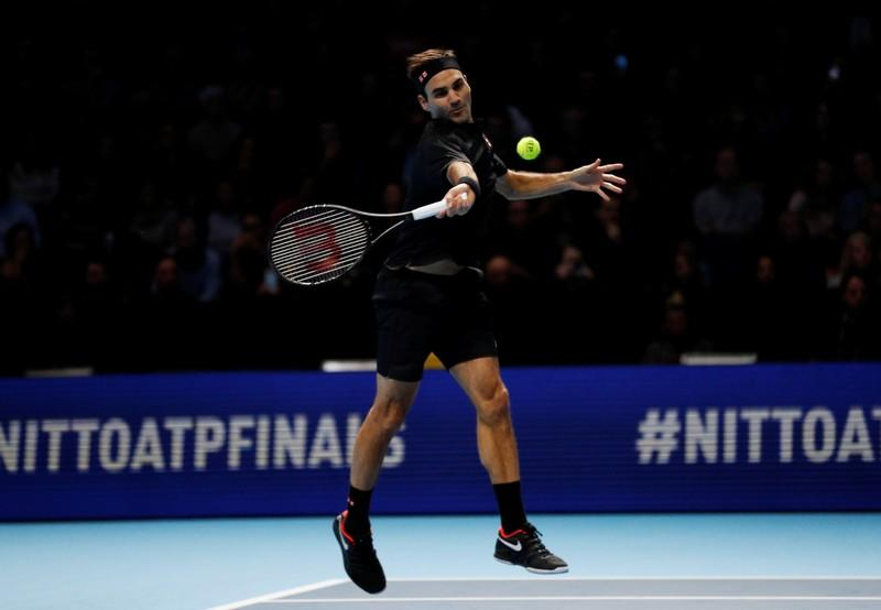I'll stop when my body tells me to, says Federer