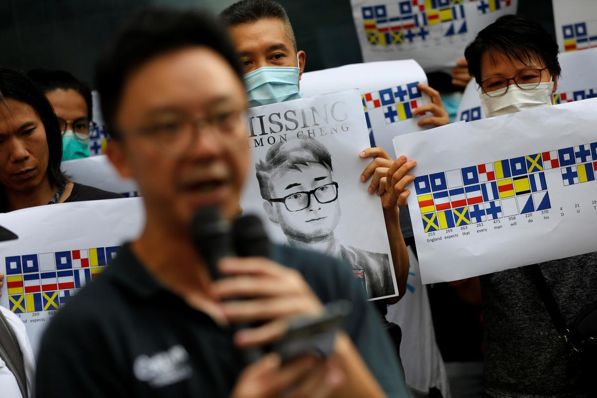 UK outraged at 'torture' of ex-Hong Kong consulate employee