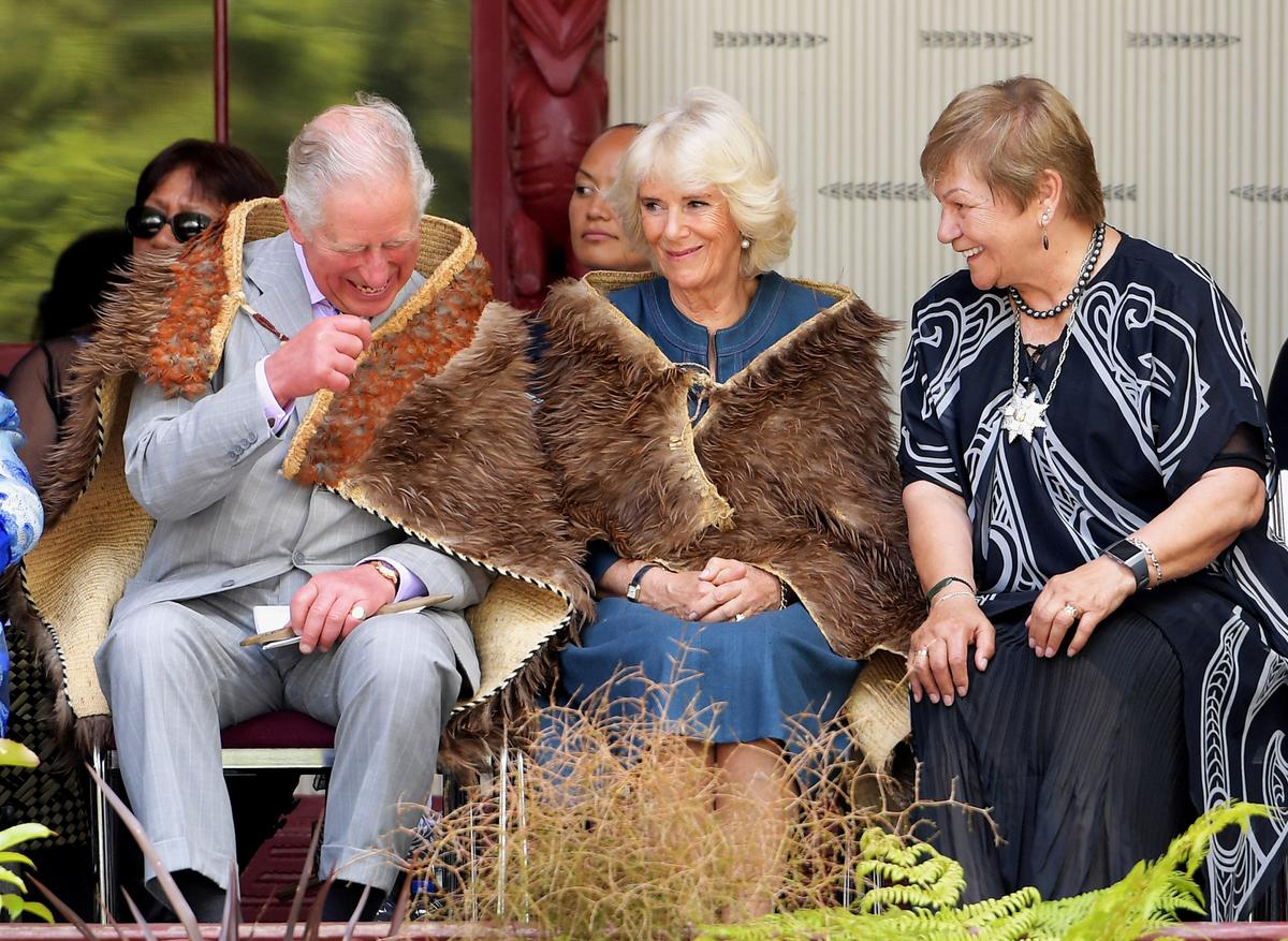 'The time feels right': Prince Charles welcomed to New Zealand's founding site of Waitangi