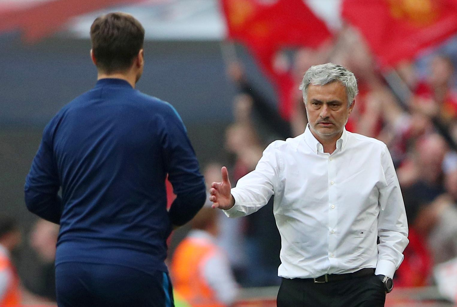 Spurs gamble on Mourinho refinding his golden touch