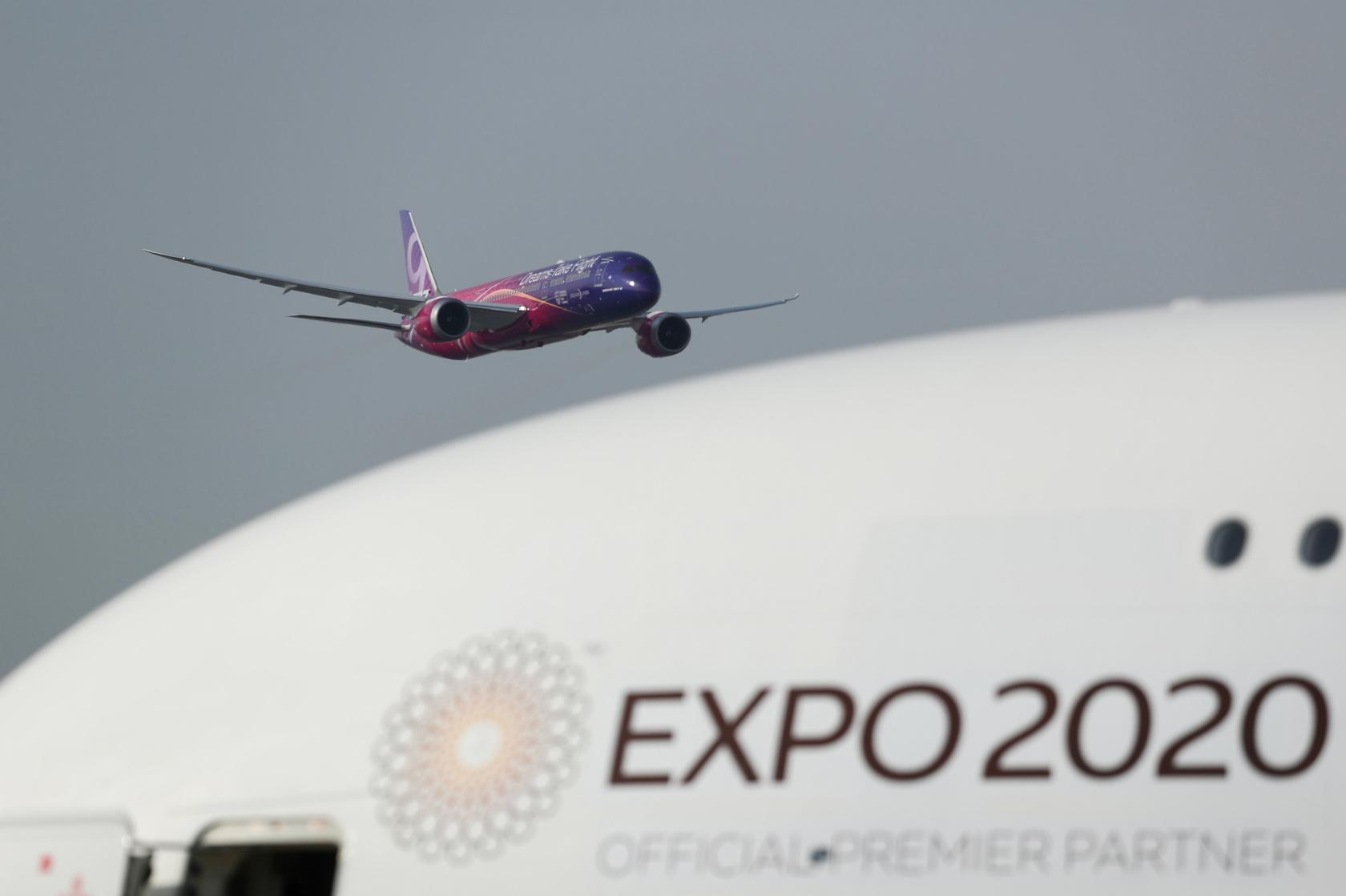Resultado de imagen para Dubai Airshow 2019 Boeing