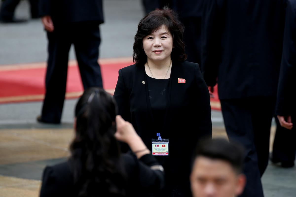 North Korea says no interest in Trump summit until 'hostile policy' removed