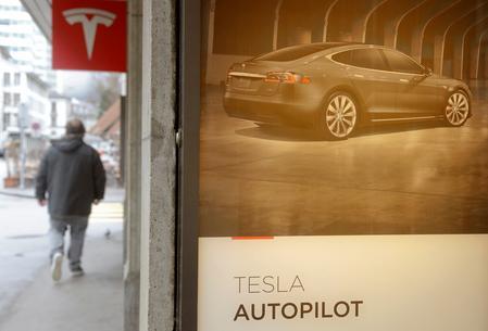 Tesla needs safeguards to prevent drivers from sleeping on 'Autopilot': U.S. senator