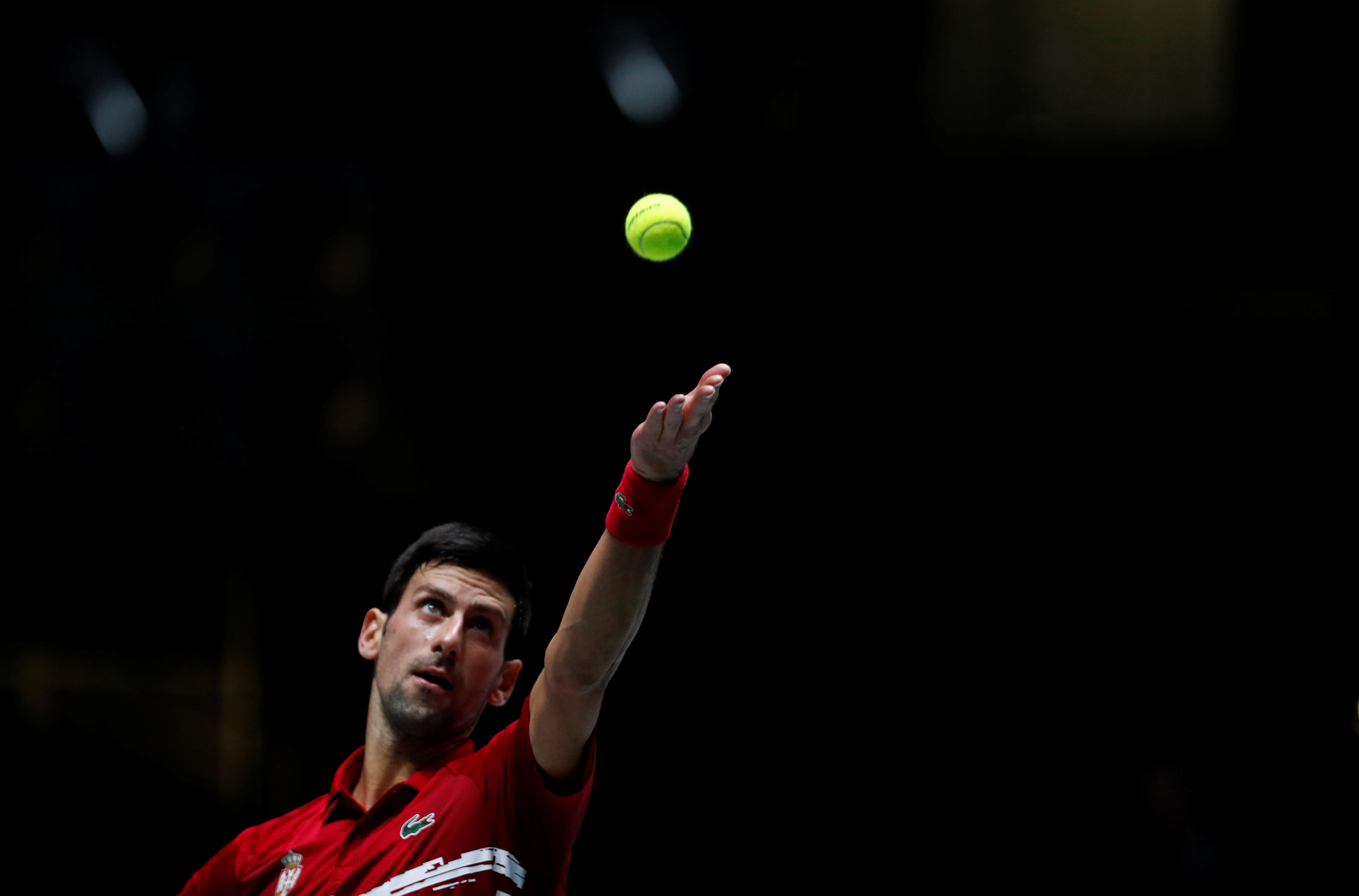 Djokovic calls for merger of ATP Cup and Davis Cup