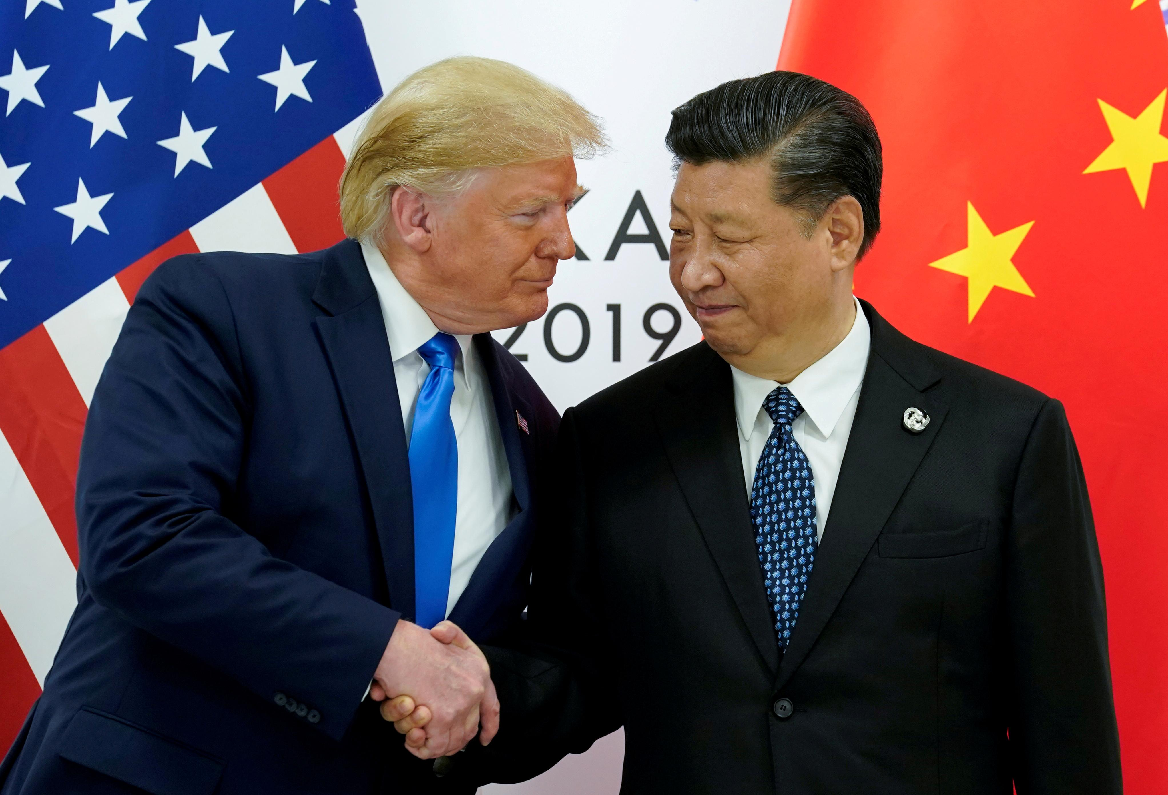 A U.S.-China 'Phase One' trade deal may not be inked this year