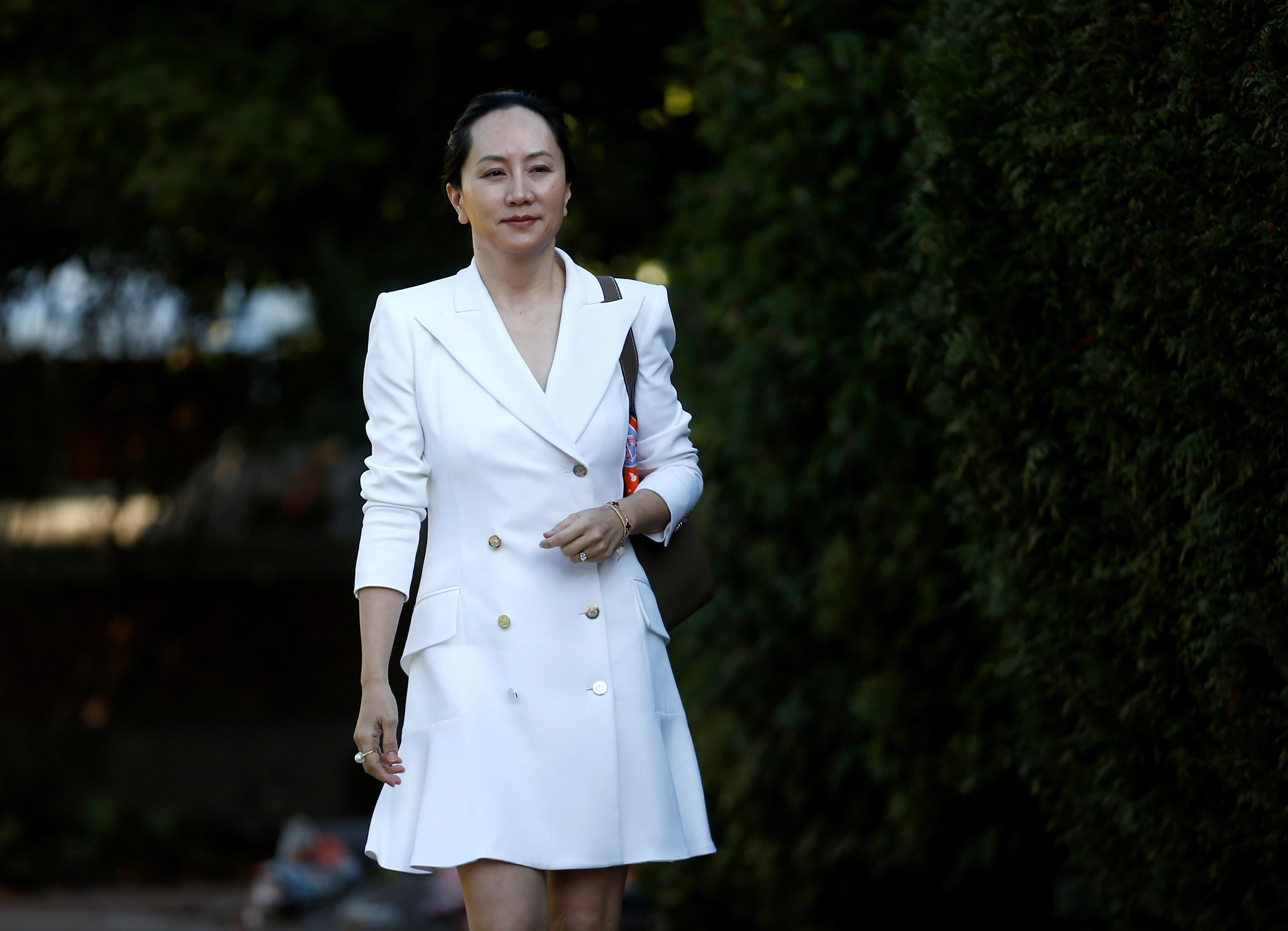 Huawei files application in Canada to stay extradition of CFO