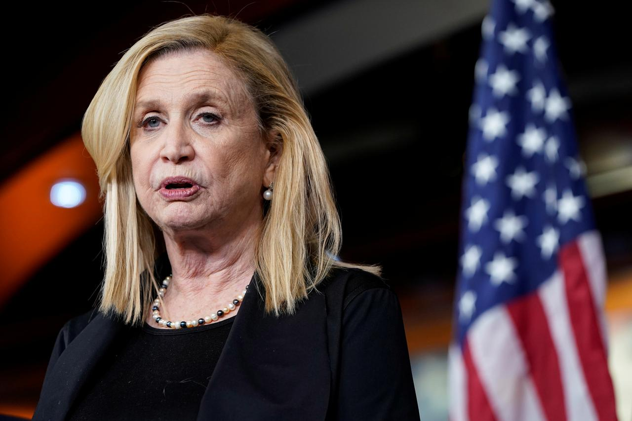 U.S. Democrats choose Carolyn Maloney to head House Oversight ...