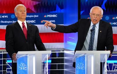 Democratic 2020 candidates debate in Atlanta