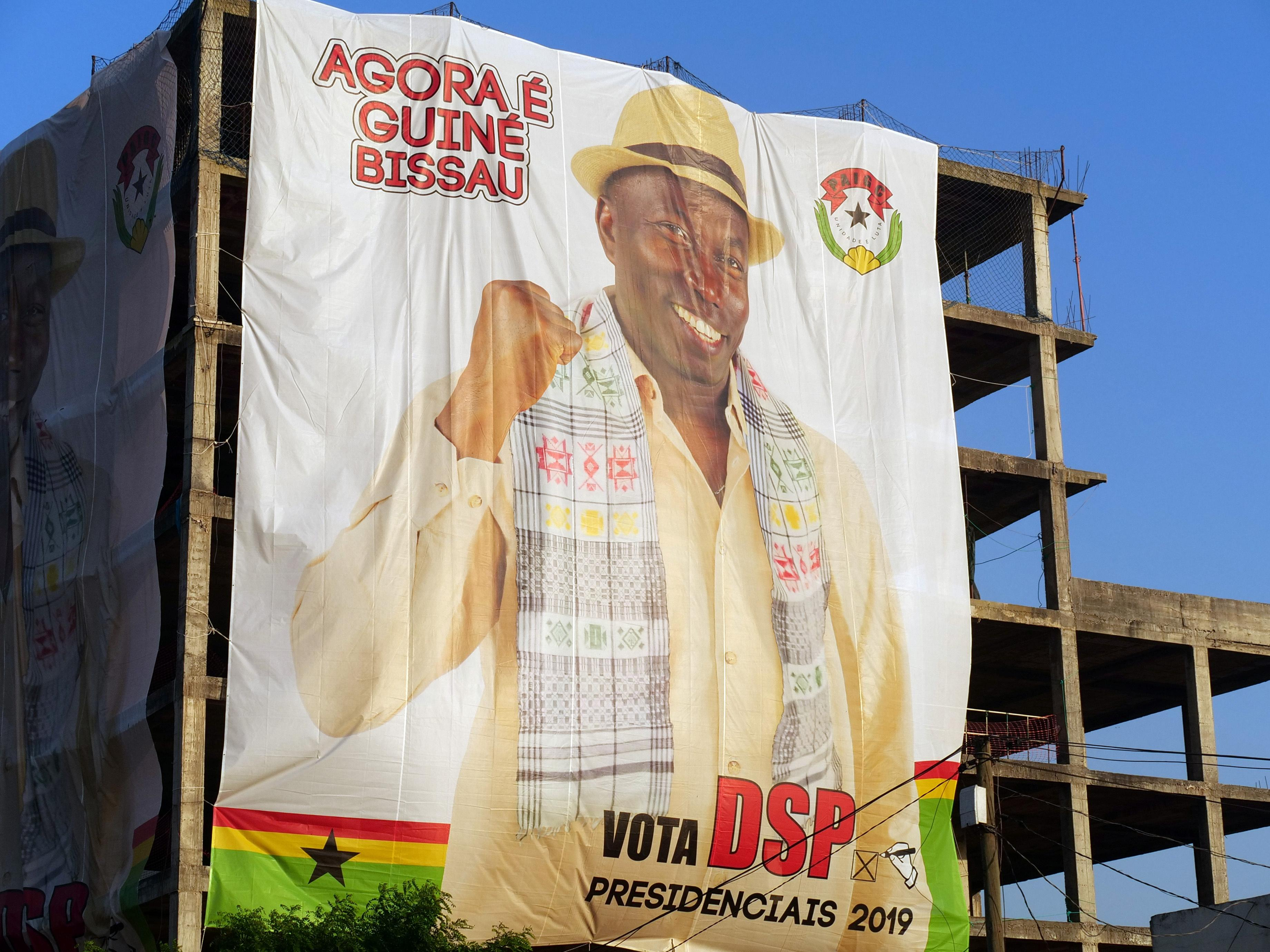 Presidential election in chaotic Guinea-Bissau could resolve...