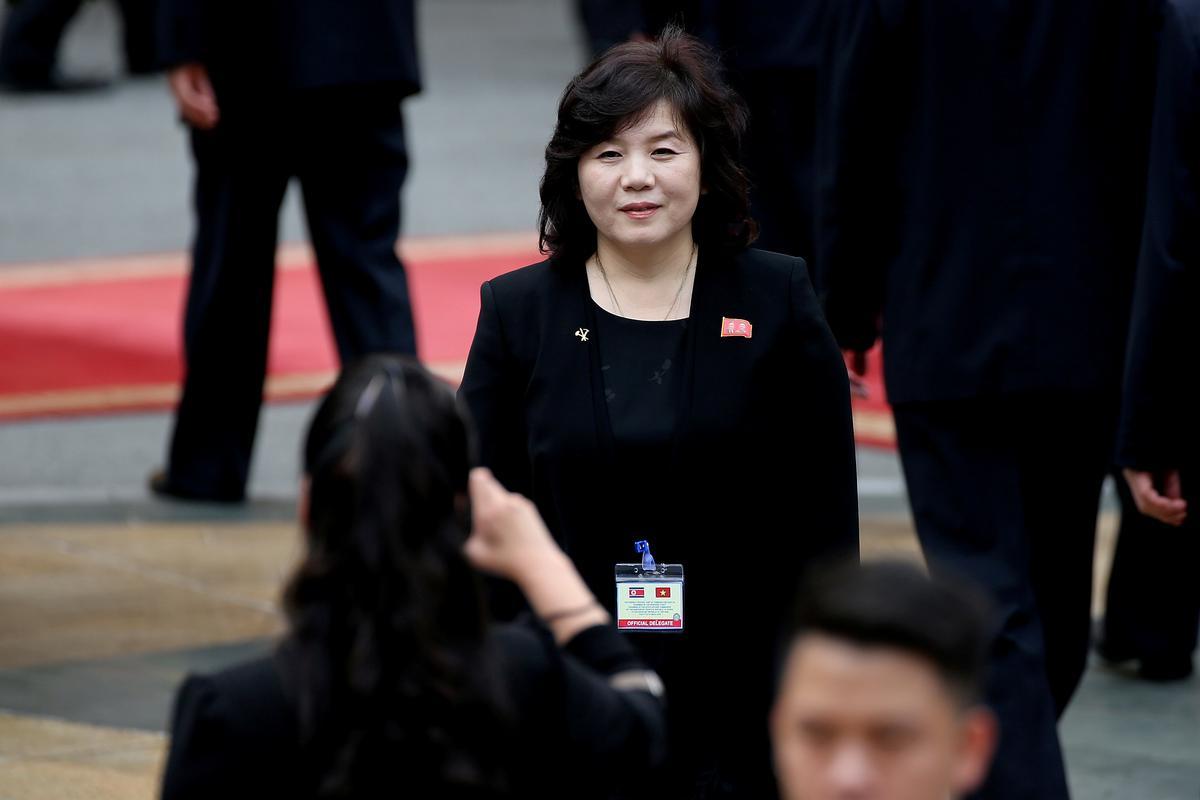 U.S. responsible if diplomacy over Korea peninsula breaks down: North Korea envoy