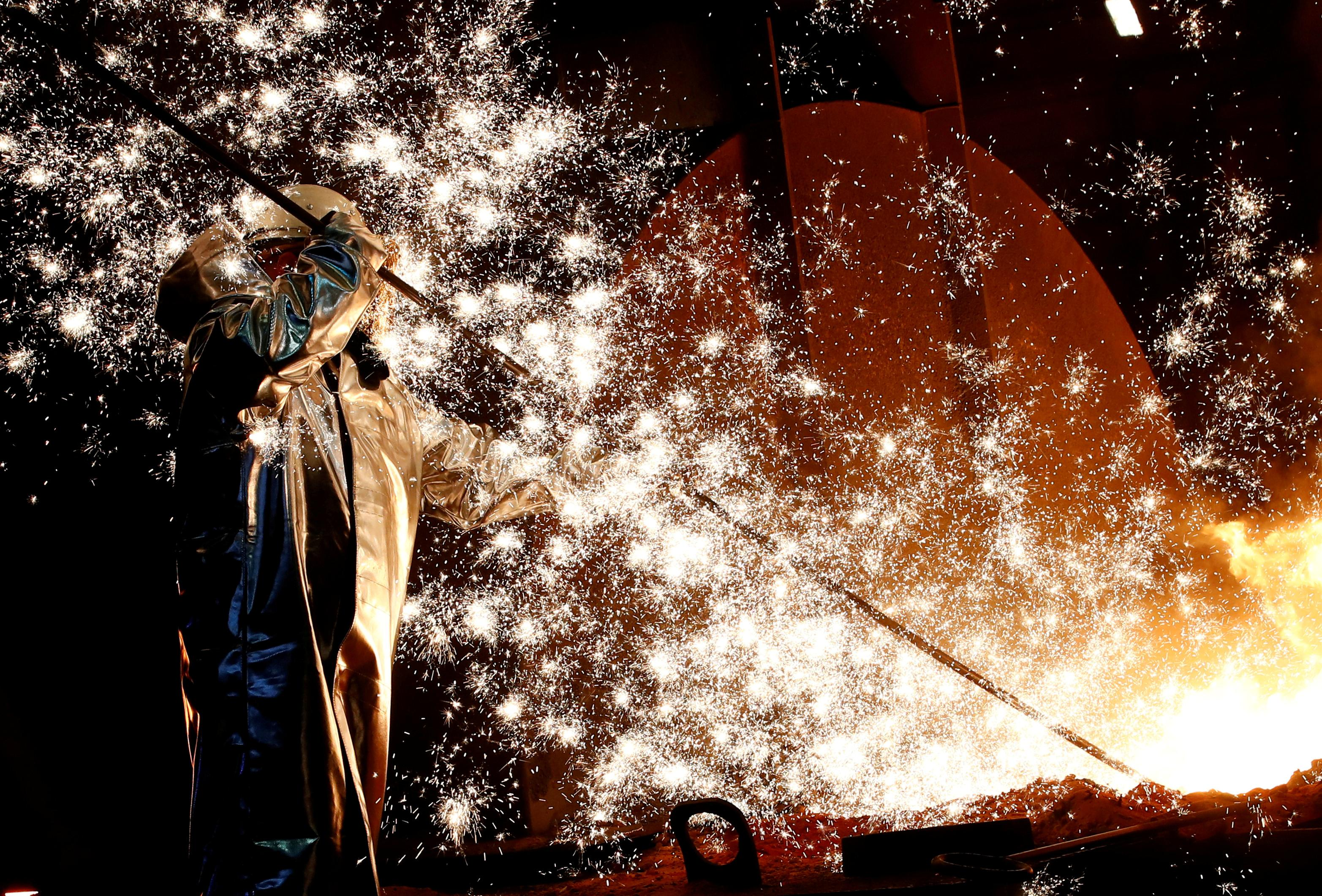 Euro zone business activity gloomy in November, scant hope for...