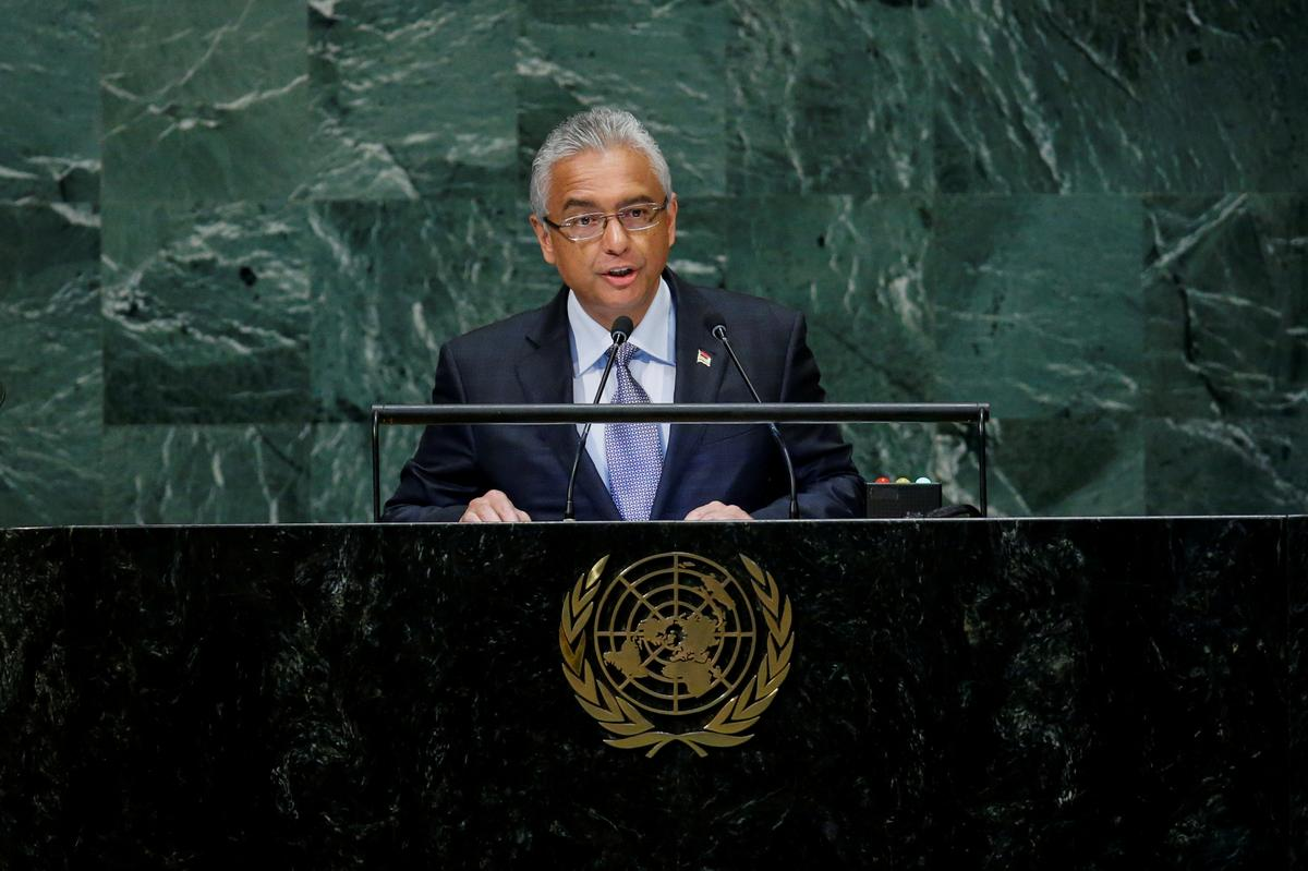 African Union orders Britain to withdraw from Chagos Islands, end...