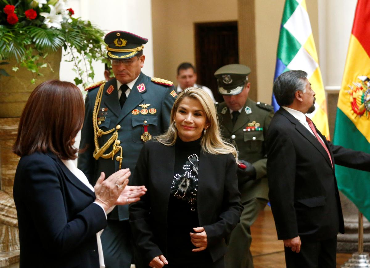 Bolivia prosecutors probing Morales over accusations he encouraged unrest