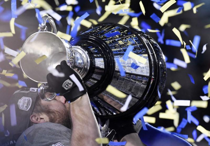 Blue Bombers tame Tiger-Cats to end Grey Cup drought