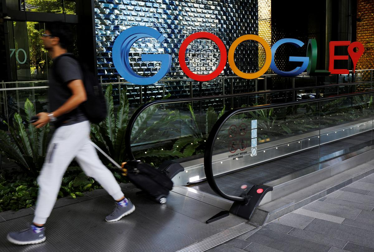 Exclusive: EU antitrust regulators say they are investigating Google's data collection