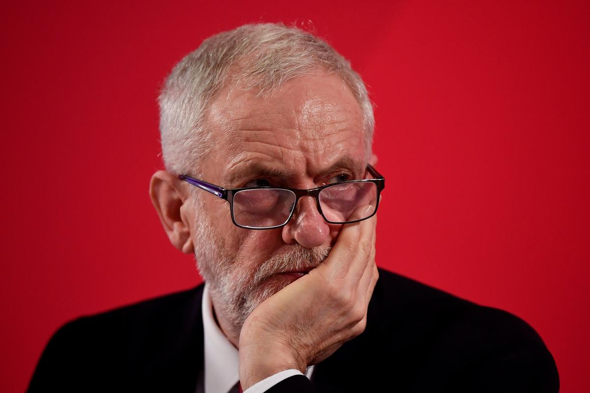 UK Labour's Corbyn: Those convicted of terrorism should 'not necessarily' serve full sentences
