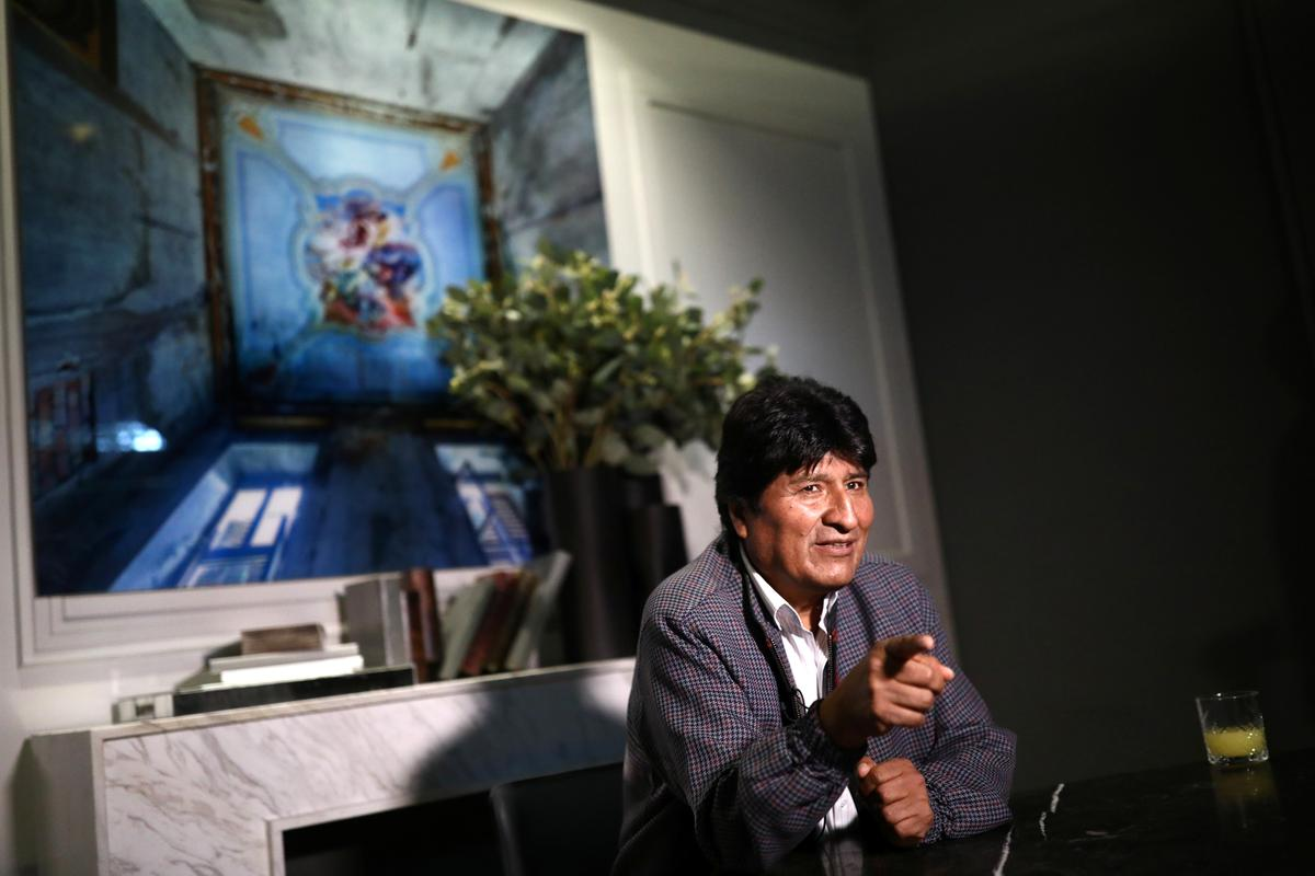 Bolivia election rigging in favor of Morales was 'overwhelming':...