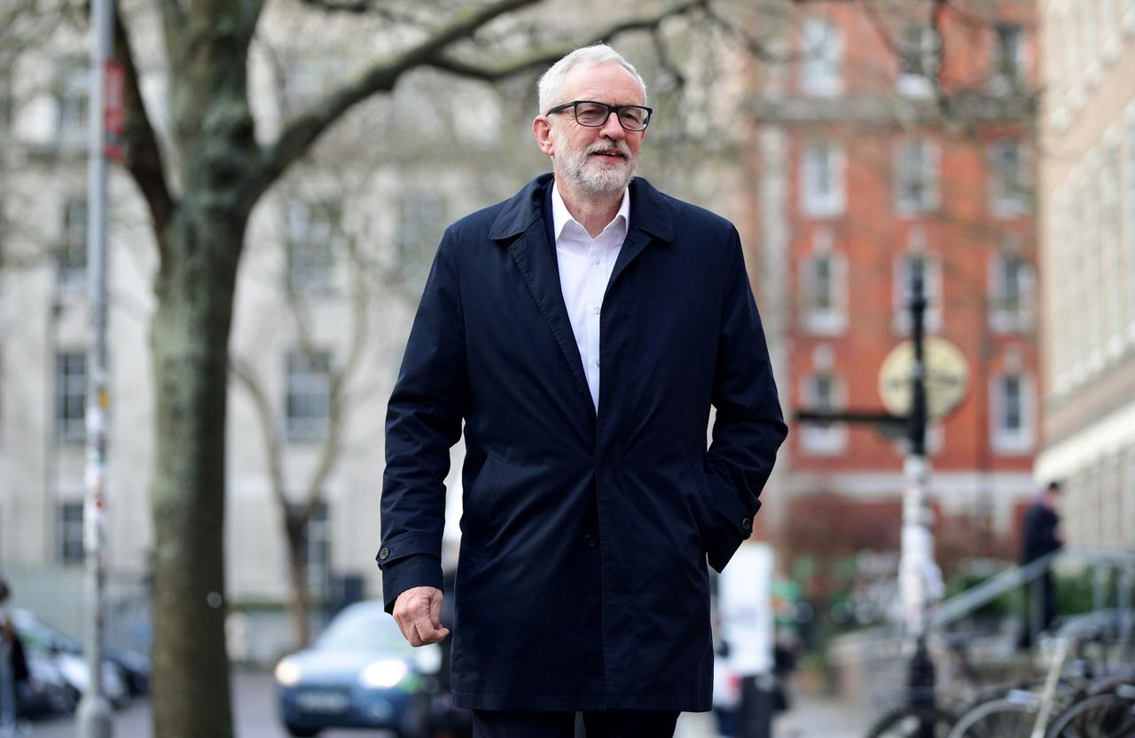 Image result for Israel's foreign minister says he hopes Corbyn loses British election