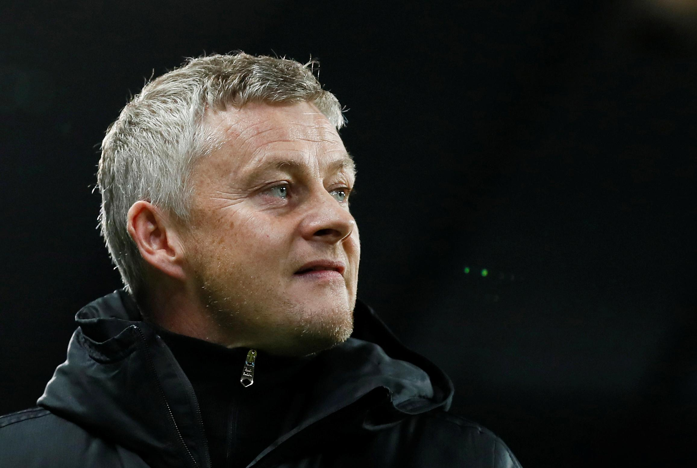 United's Solskjaer delivers perfect reply to his doubters