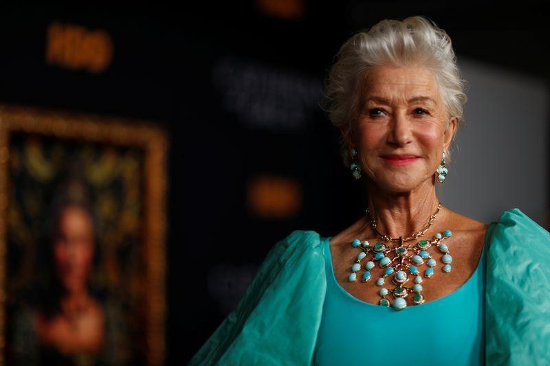 Film star Helen Mirren decries 'disturbing' global rise in...