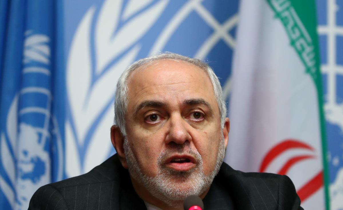Iran ready for full prisoner swap, 'ball is in the U.S.' court': Zarif