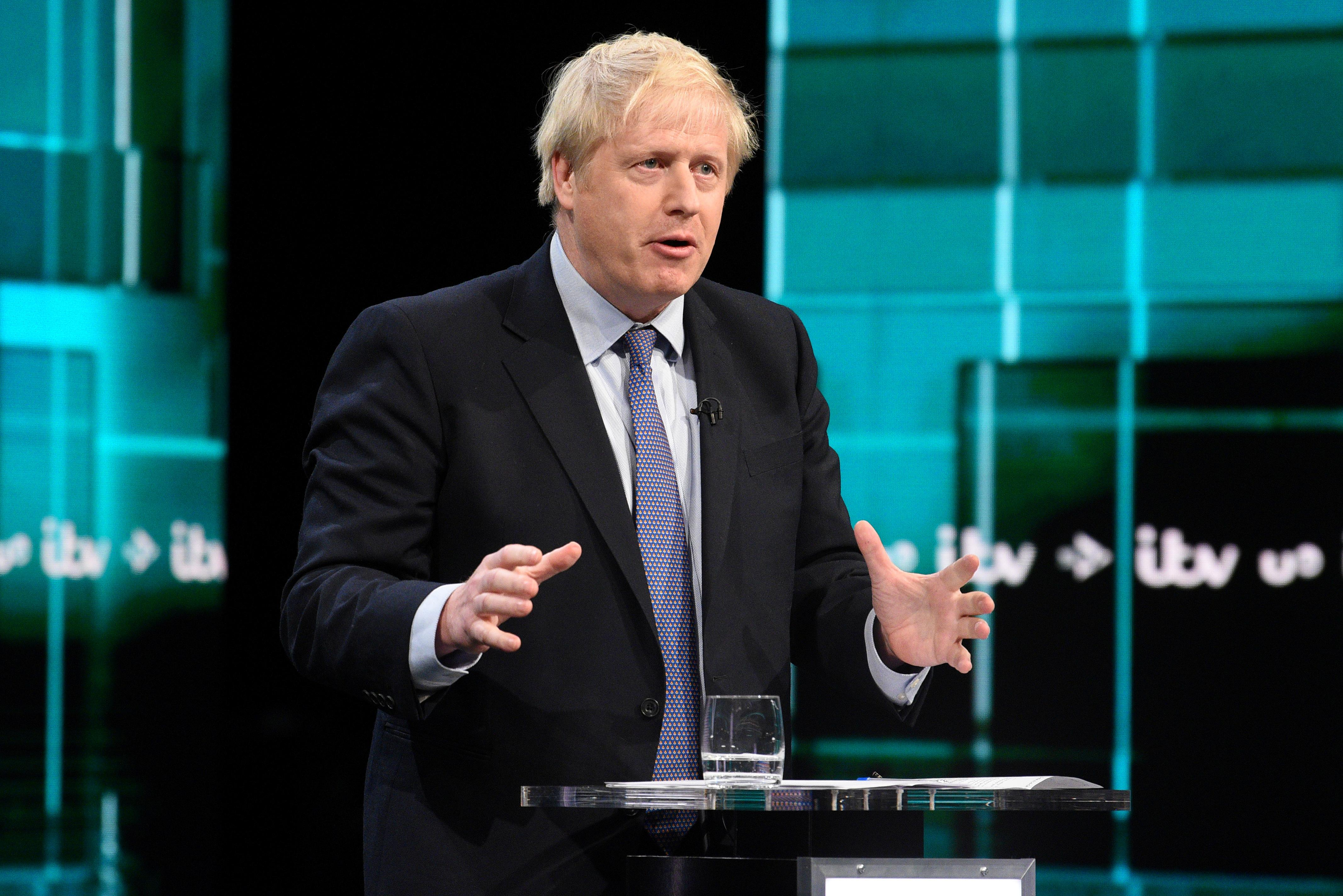 UK PM Johnson questions BBC's license fee funding