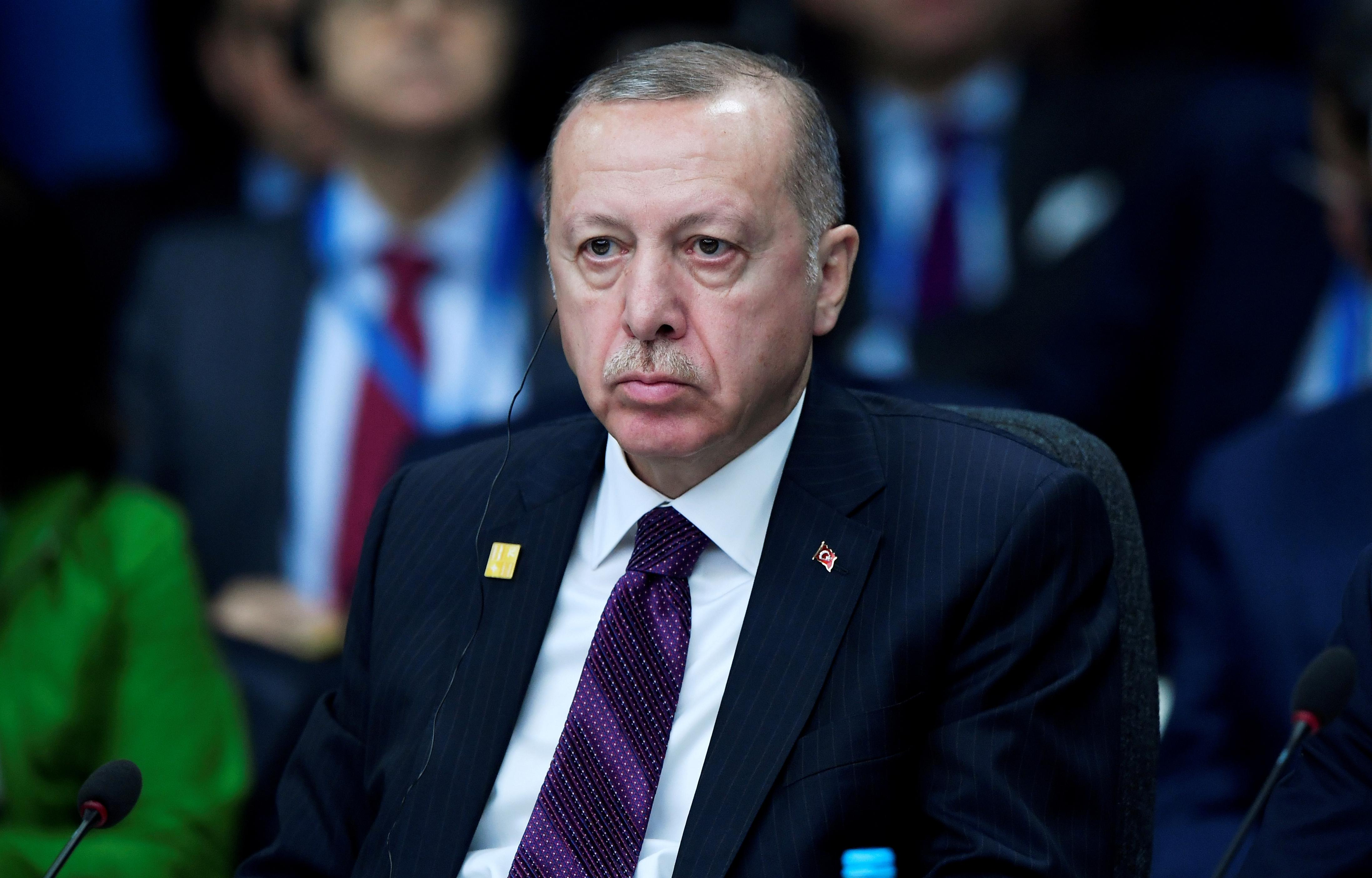 Erdogan says Turkey aims to settle 1 million refugees in Syria...