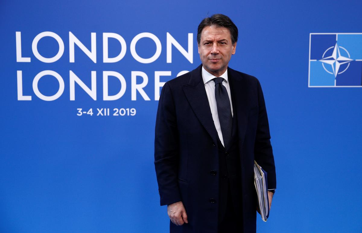 Italian PM Conte says government must unite to pursue reforms: paper