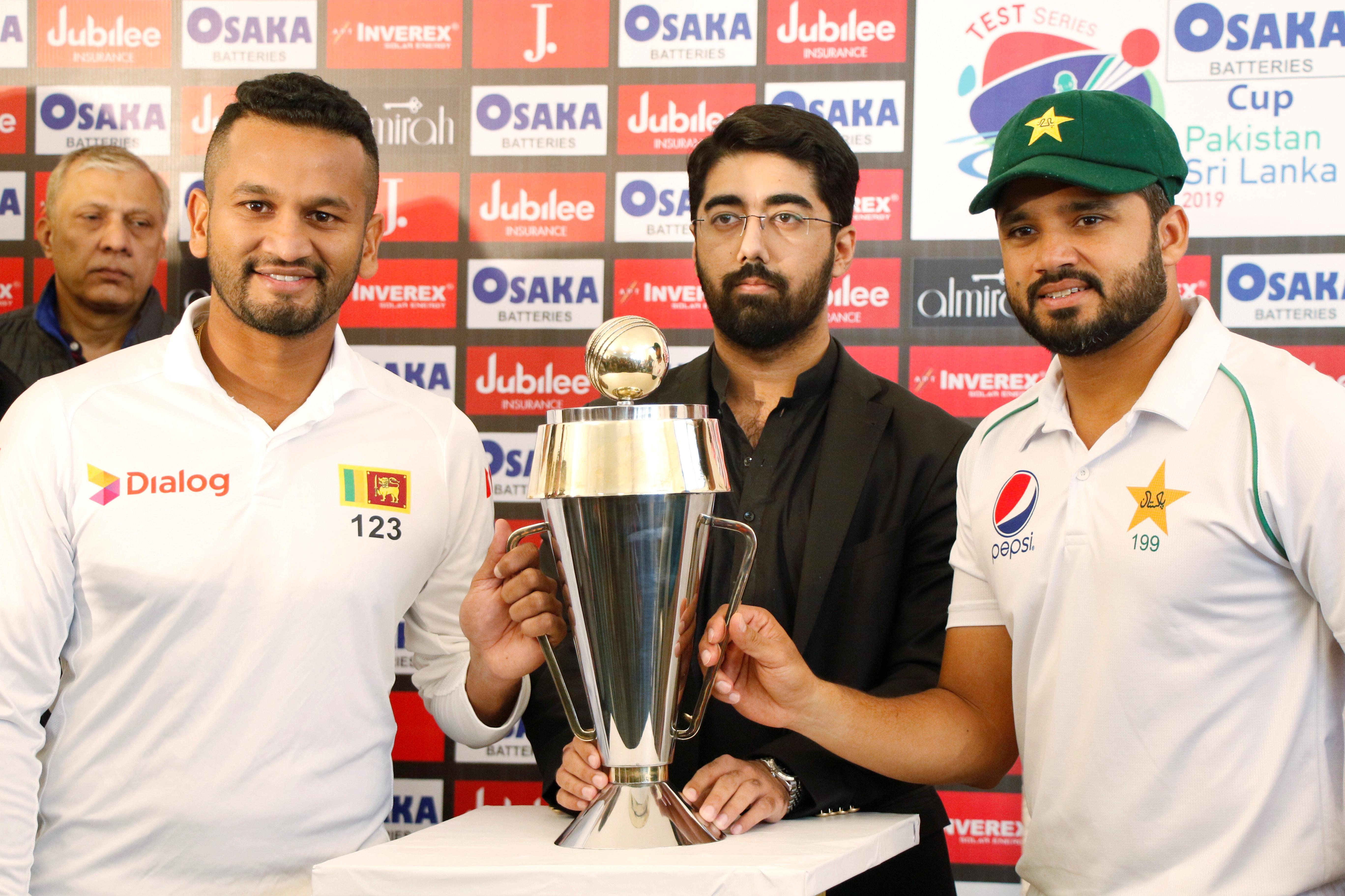 Pakistan's first home test in a decade a joyous occasion - Azhar