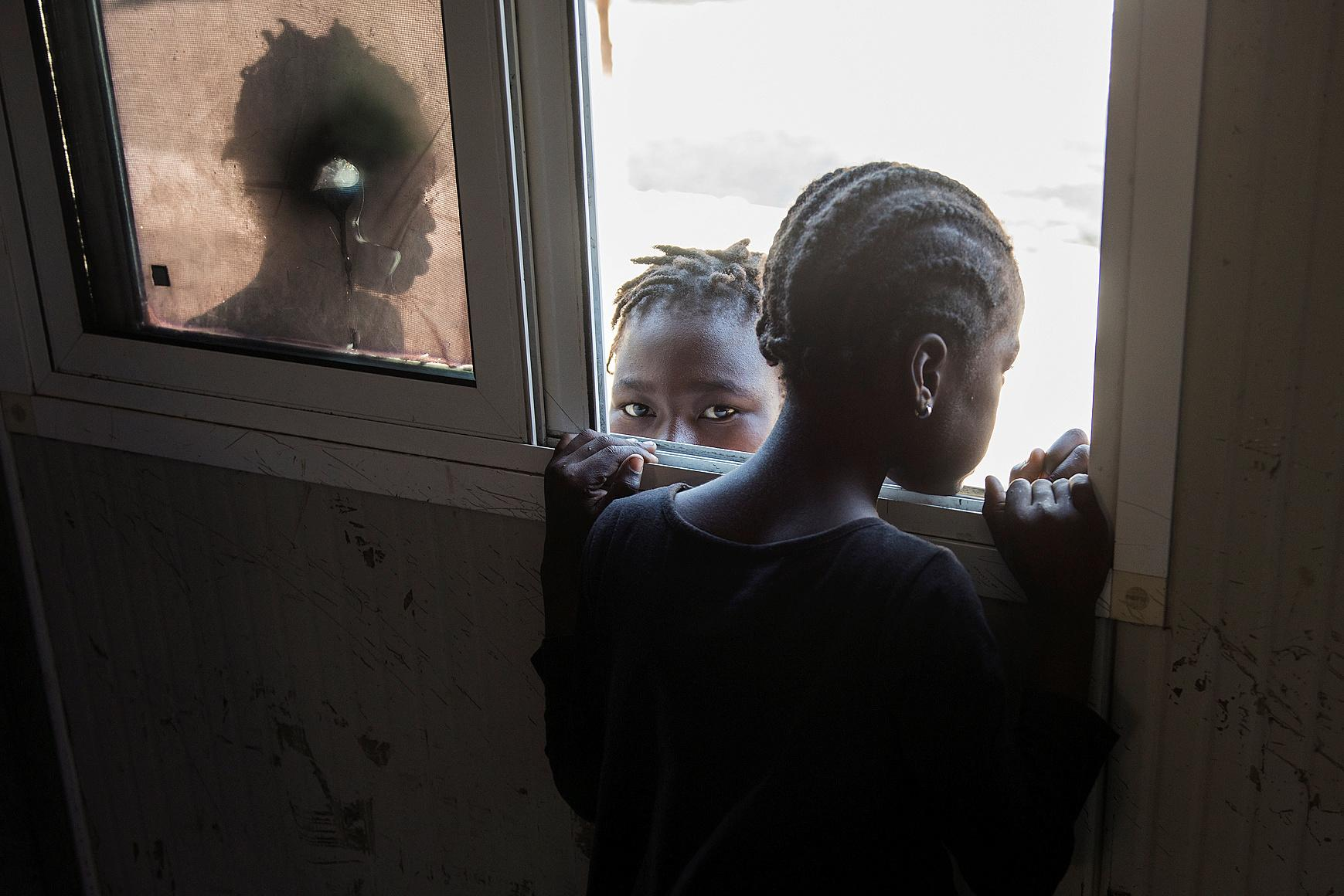 Haitian slums descend into anarchy as crisis sparks worst violence...