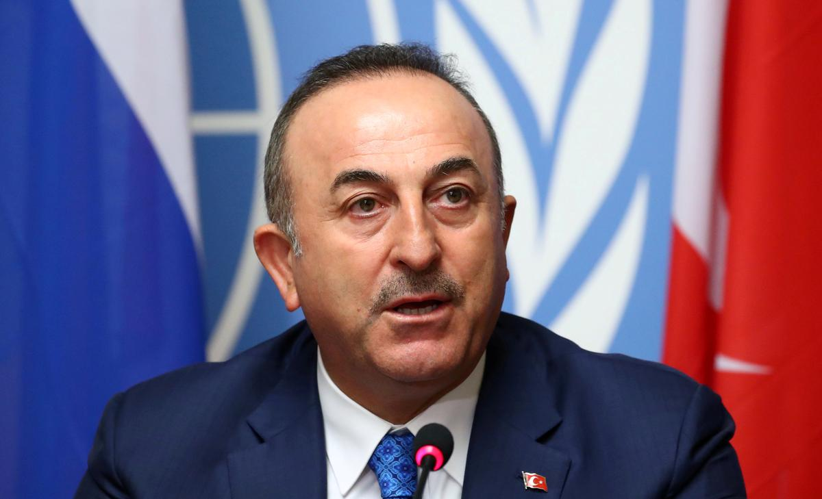 Turkey will retaliate against any U.S. sanctions: foreign minister
