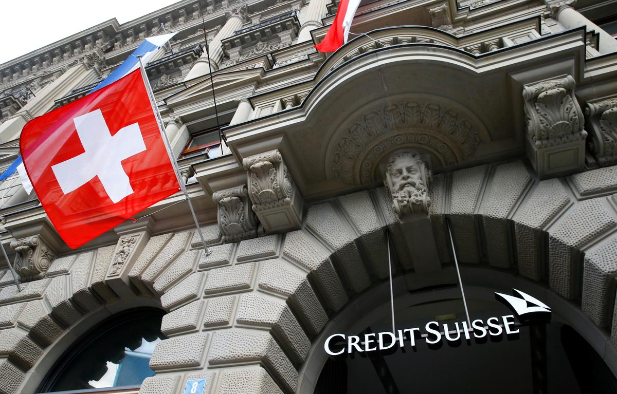 Credit Suisse lowers profit targets as investment bank heads into...