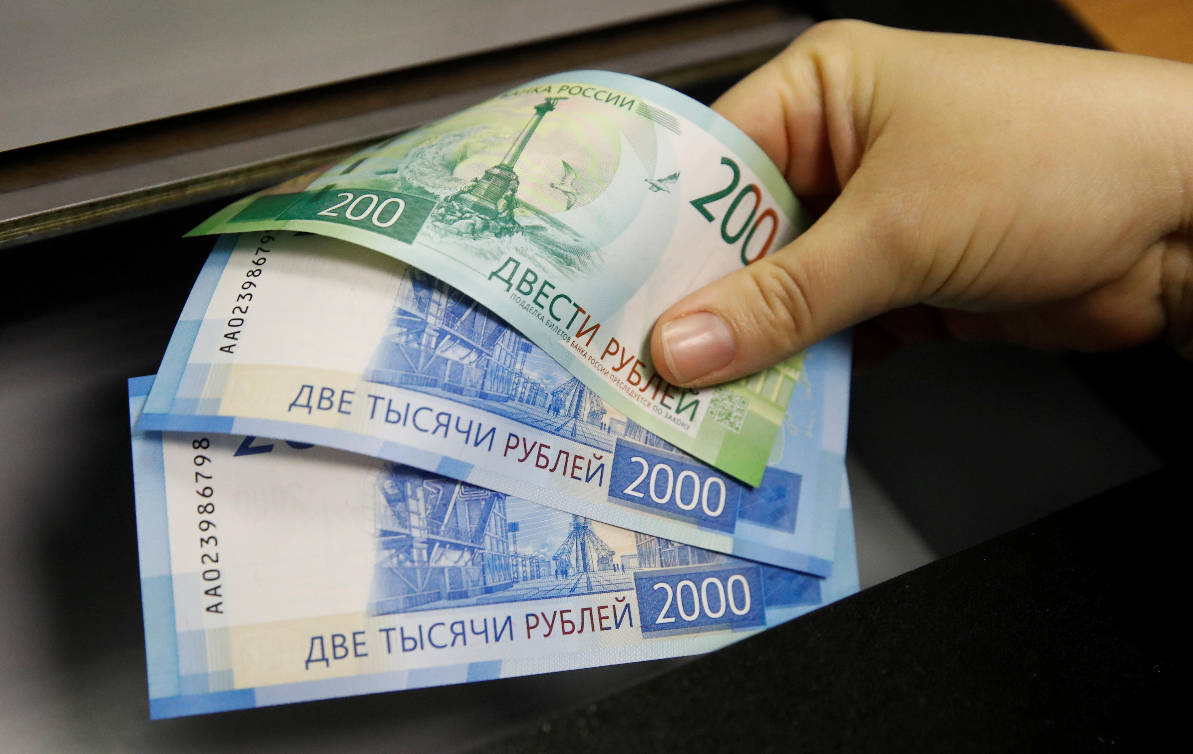 Russia says its money laundering crackdown has halved suspicious...