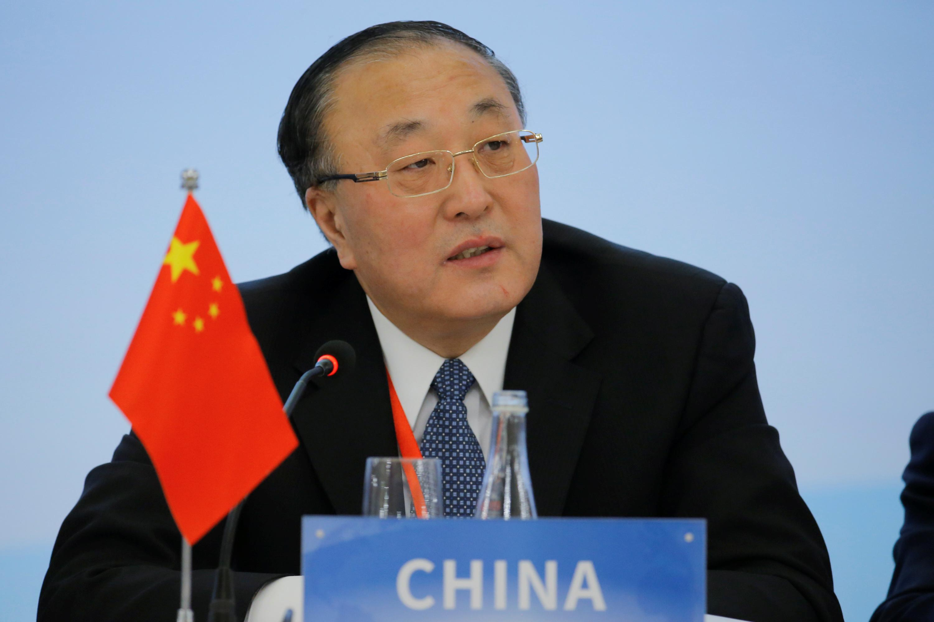 China's U.N. envoy says 'imperative' Security Council ease...