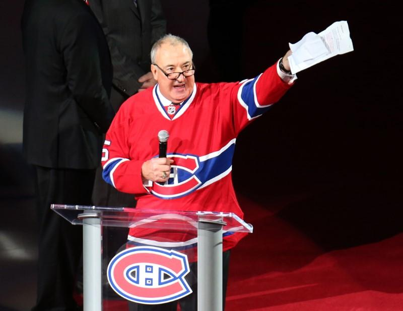 Hall of Famer Lapointe diagnosed with oral cancer