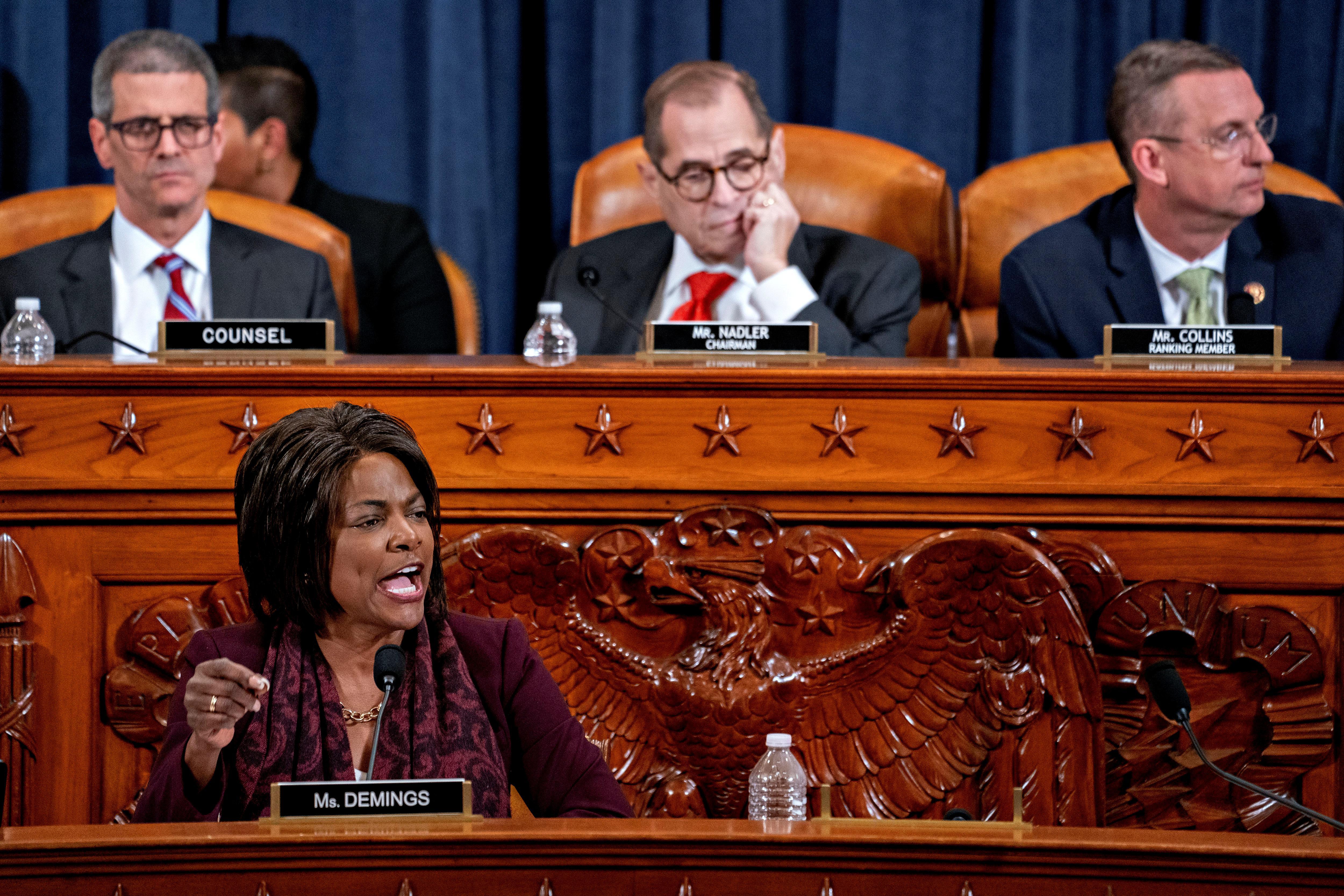 Le comité de la Chambre s'apprête à voter sur les articles de destitution contre Trump