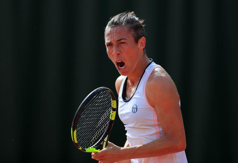Former French Open champion Schiavone says she has overcome cancer