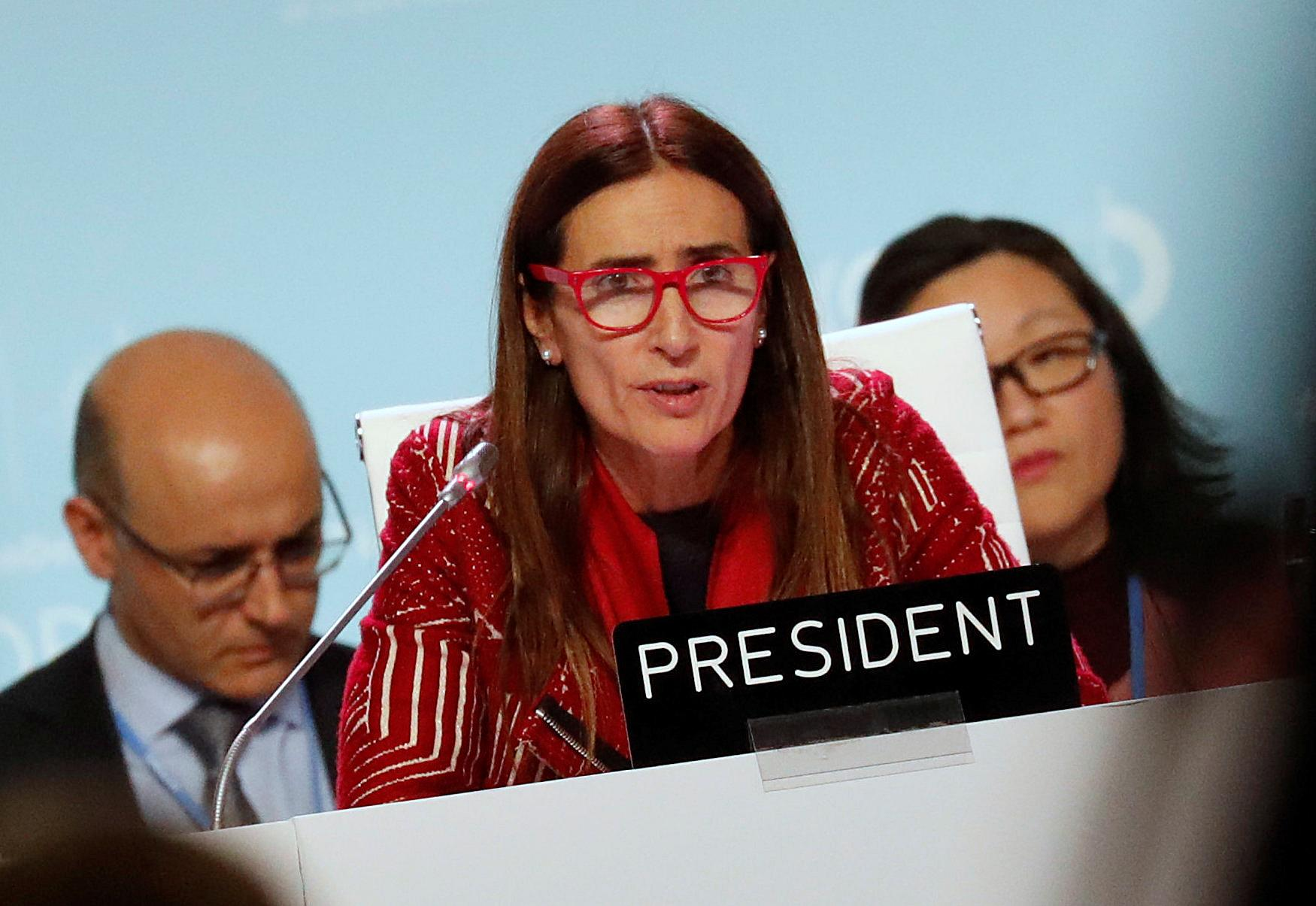 Major states snub calls for climate action as U.N. summit wraps up