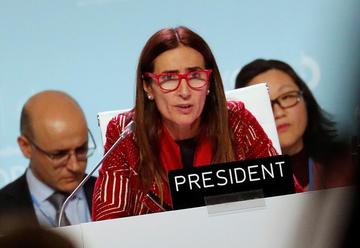 Negotiators work through the night to salvage U.N. climate summit