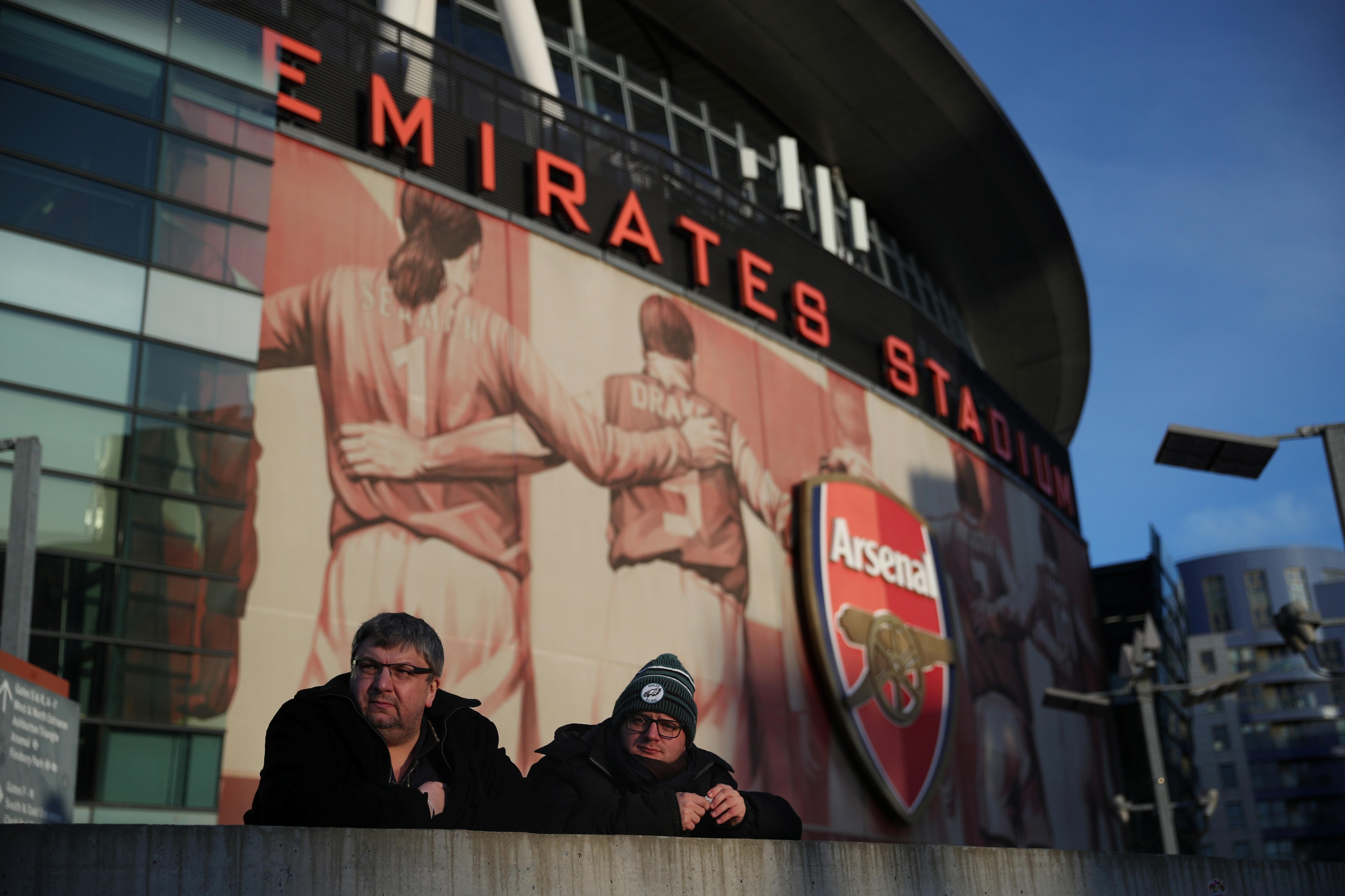 Arsenal-Man City game removed from broadcast schedule by China...