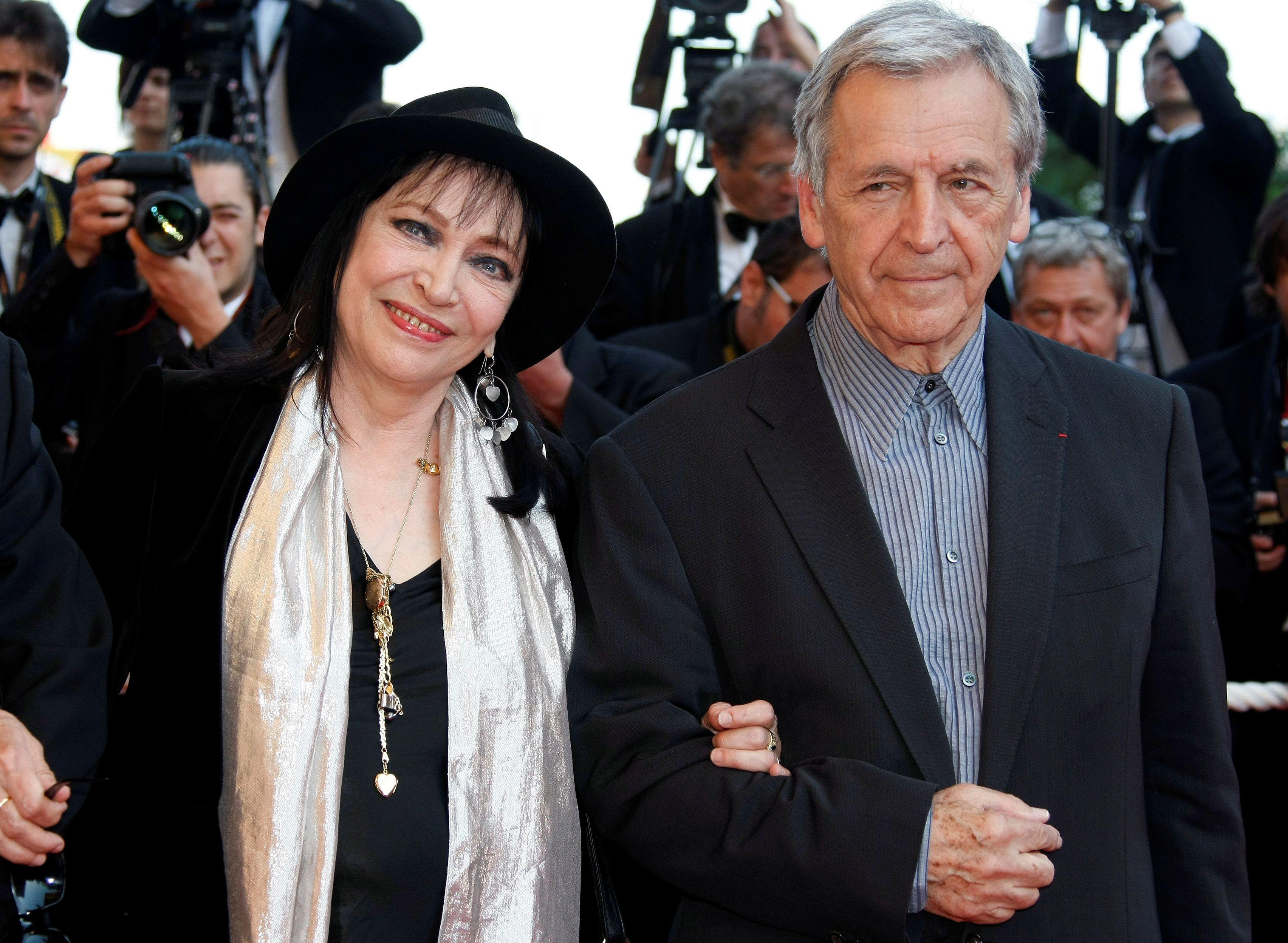 French New Wave film legend Anna Karina dies at 79