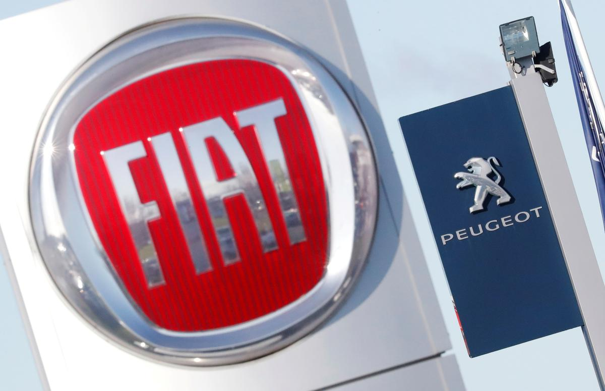 Fiat Chrysler, Peugeot owner PSA agree binding merger in $50 billion deal