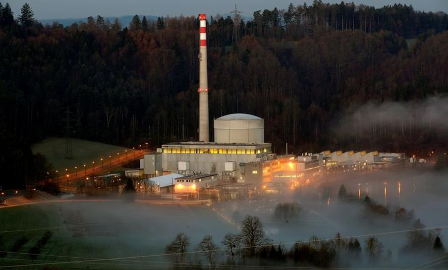 Switzerland switches off nuclear plant as it begins exit from ...