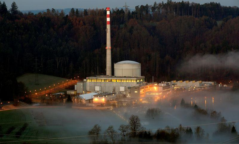 Switzerland switches off nuclear plant as it begins exit from...