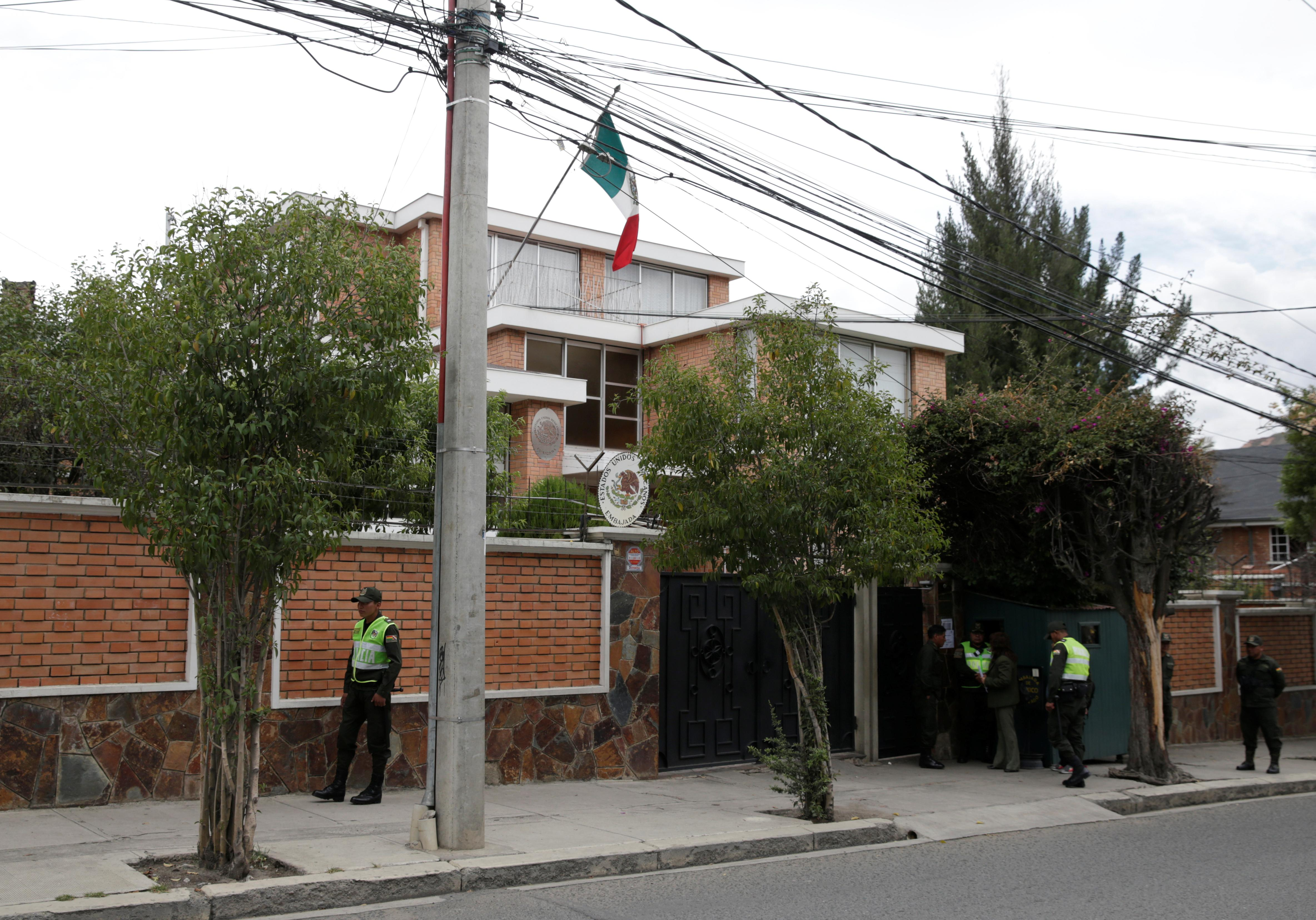 Mexico appeals to international court as diplomatic row with...